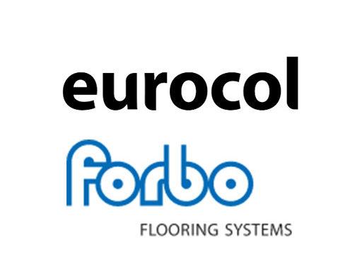 het logo van Eurocol en Forbo